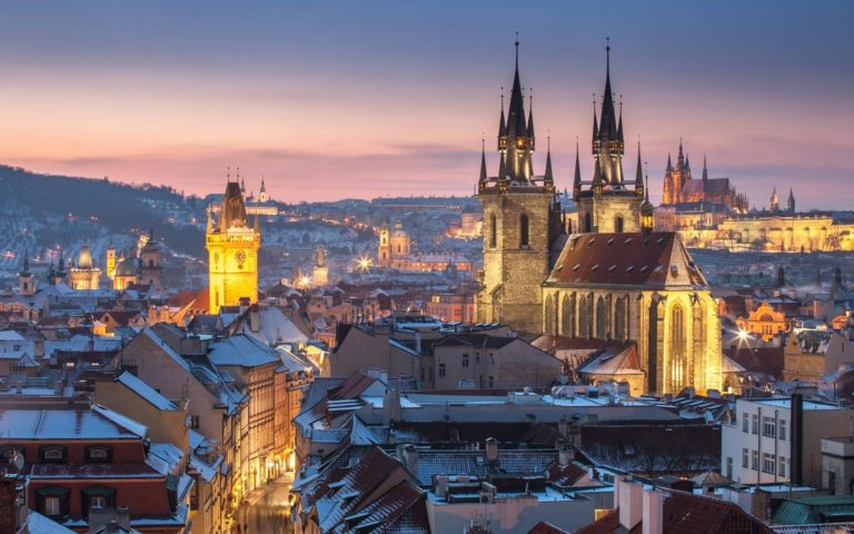 City of Prague – Beautiful, Historic, Memorable!